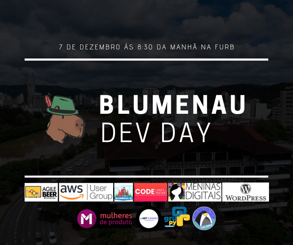 Blumenau Dev Day
